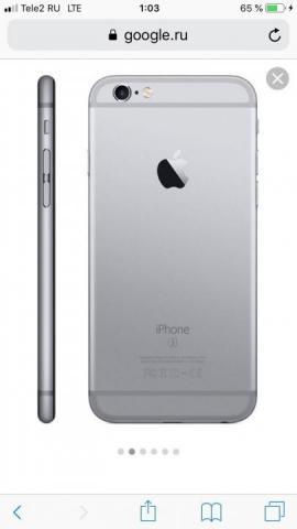 Продам айфон 6s - 1