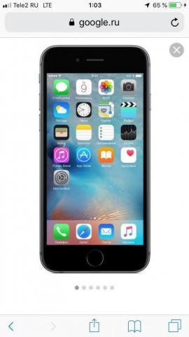 Продам айфон 6s - 2