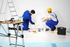 Требуется профессиональный рабочий для косметического ремонта квартиры