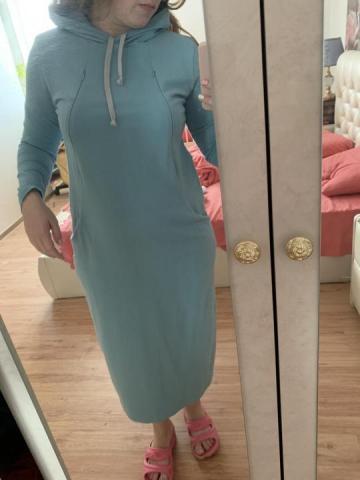 Продам платье для кормящей мамы - 1