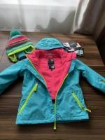 Продам Molo ocean ice 110+6 куртка горнолыжная - Изображение 1