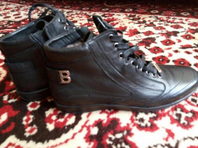 Продам Итальянские новые мужские ботинки - 3