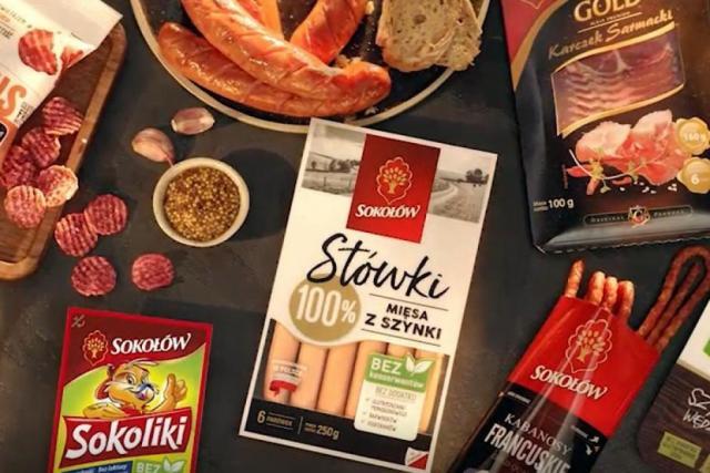 Упаковка колбаски - 1