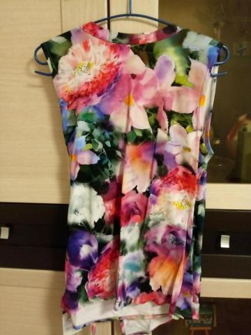 Продам блузу с запахом - 2