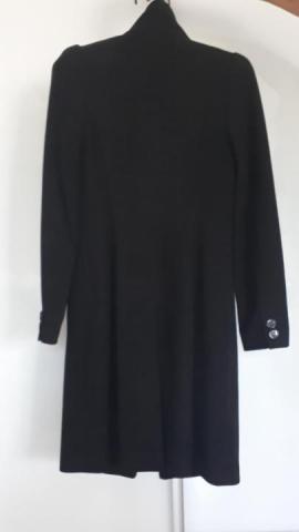 Продам черное кашемировое пальто - 2