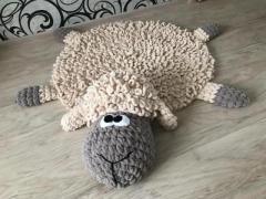 Продам коврик барашек - Изображение 1