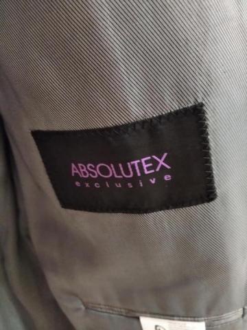 Продам костюм стильный,микроклетка. - 3