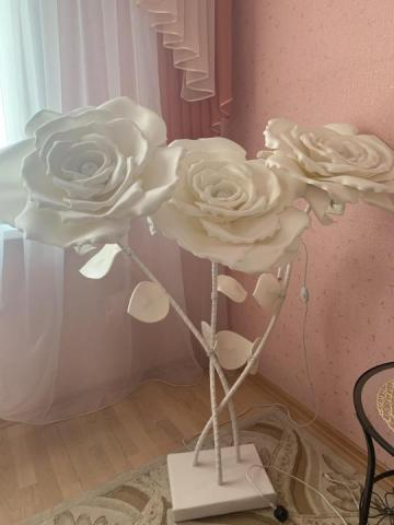 Продам Розы-светильник - 3