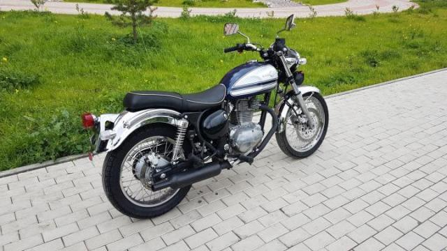 Продам Kawasaki Estrella RS (BJ250 - 1