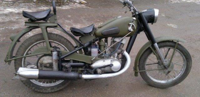 Продам мотоцикл ИЖ -49 - 1