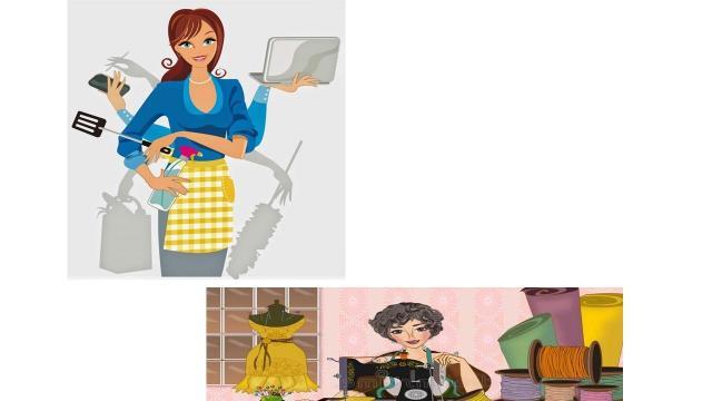 Требуются  домработница с опытом работы и профессиональная швея - 1