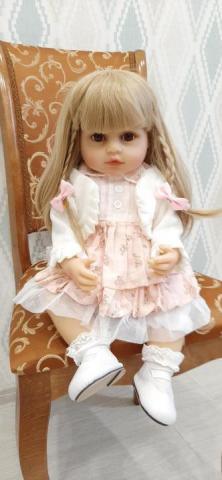 Продам куклу реборн - 1