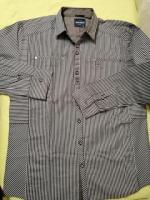 Продаю новую приталенную стрейчевую рубашку - Изображение 2