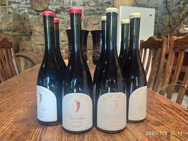 Продается грузинское вино - 1