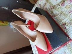 Продам Новые кожаные туфли - Изображение 1