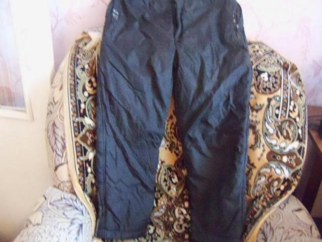 Продам брюки утепленные - 1