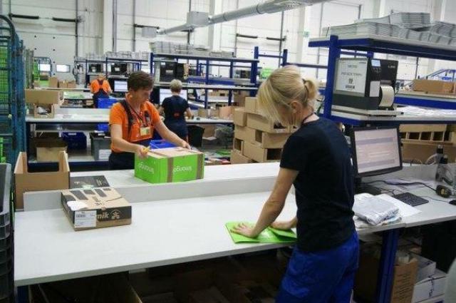 Работа в Польше на складе интернет-магазина - 1