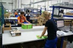 Работа на складе интернет-магазина в Польше!