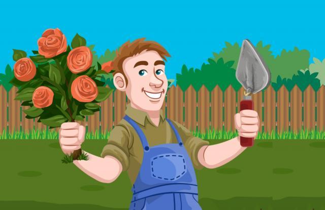 Ищу работу садовником - 1