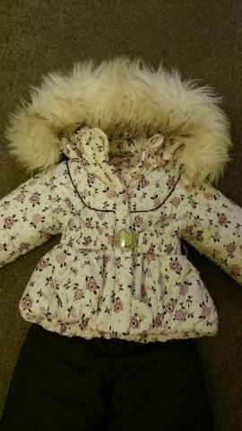 Продам   детский зимний комплект - 1