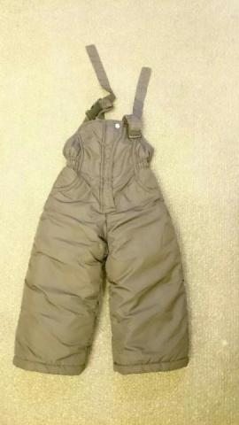 Продам   детский зимний комплект - 2