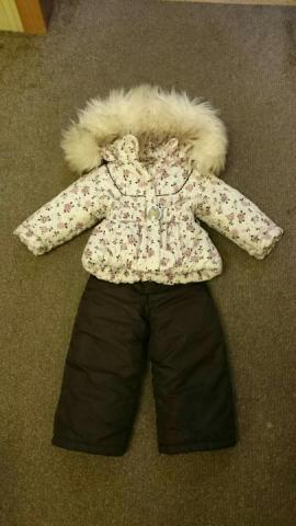 Продам   детский зимний комплект - 4