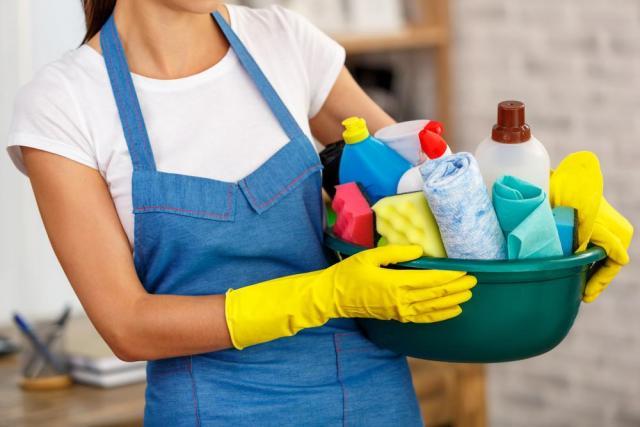 Требуется домработница для поддержания порядка - 1