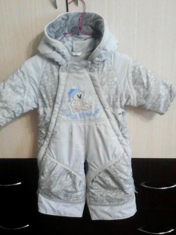 Продам зимний комбинзон - 3