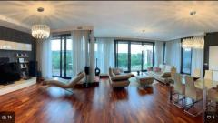 Продажа квартиры (пентхаус), 3+КК, площадью 126 м2, Прага -7,  с видом на реку.