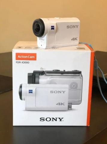Экшн камера Sony FDR - X3000 4К - 1
