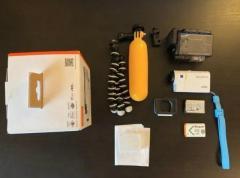Экшн камера Sony FDR - X3000 4К - Изображение 3