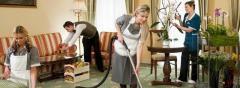 Требуется обслуживающий персонал по уборке комнат в гостиницах класса люкс