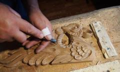 Окажу услуги  по изготовлению токарных изделий из дерева на заказ