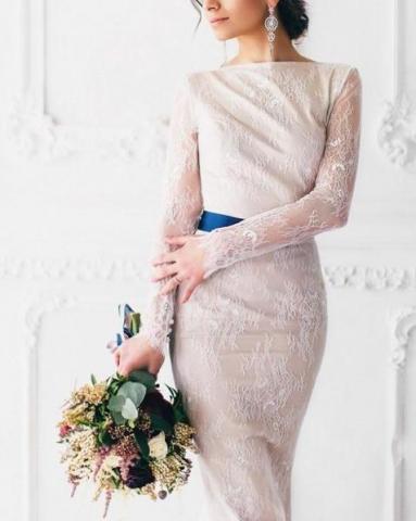 Продам новое вечернее/свадебное платье - 1