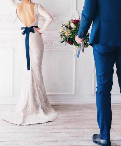Продам новое вечернее/свадебное платье - 2