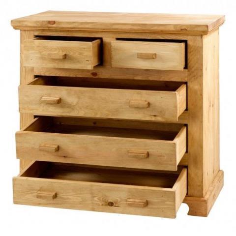 мебель из натурального дерева - 3