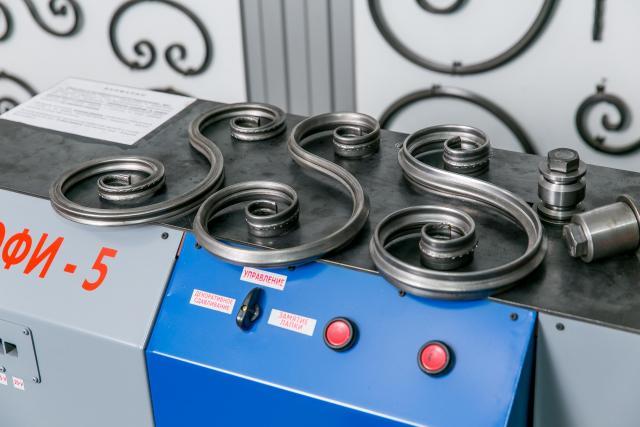Кузнечные станки Профи-5 для ковки и гибки проката - 2