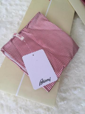 Продам фирменный новый галстук и платок Brioni - 2