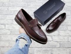 Продам мужские лоферы туфли