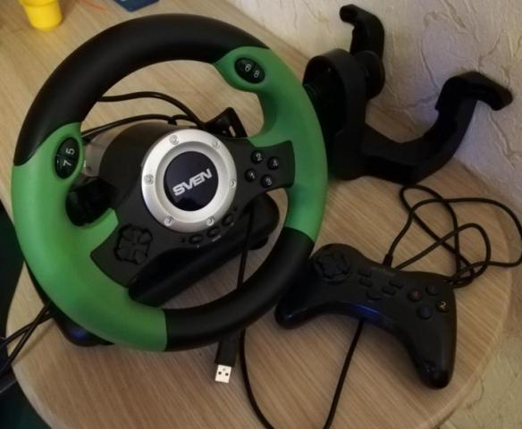 Продам игровой набор Sven - 2