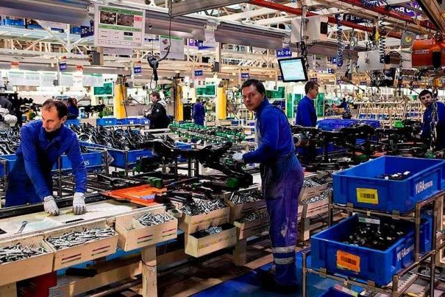 Требуются рабочие на производство автодеталей - 1