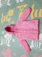 Продам куртку для девочки - Изображение 2