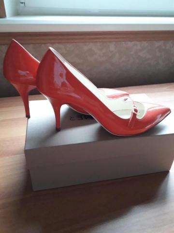 Продам туфли LORIBLU.Италия - 2