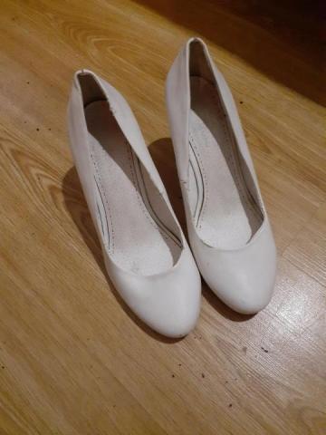 Продам Туфли на платформе - 1