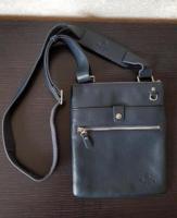 Продаётся мужская кожаная сумка - Изображение 1