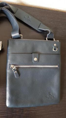 Продаётся мужская кожаная сумка - 2