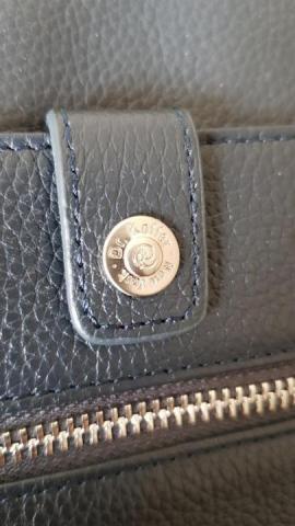 Продаётся мужская кожаная сумка - 3