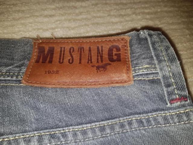 Продам джинсы MUSTANG - 1