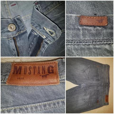 Продам джинсы MUSTANG - 3