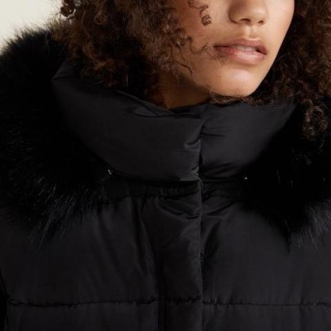 Продам зимний пуховик пальто - 1
